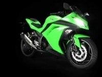 Официальное видео Kawasaki Ninja 300