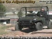 Реклама Polaris Ranger 6x6 800