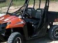 Любительское видео Polaris Ranger 800 EFI Mid-Size