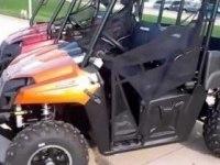 Любительский обзор Ranger 800 EFI Mid-Size