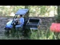 Рекламный ролик Polaris Ranger EV