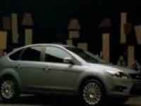 Коммерческая реклама Ford Focus