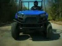 Тест-драйв Polaris Ranger EV