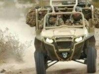 Промовидео Polaris MRZR 2/4 военного назначения