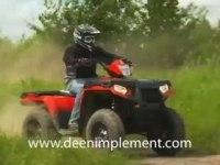 Тест Polaris Sportsman 500 H.O.