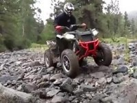 Обзор Polaris Scrambler XP 850 H.O.