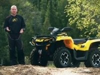Тест Can-Am Outlander XT