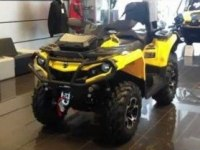 Обзор Can-Am Outlander MAX XT