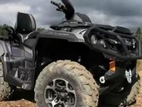 Тест Can-Am Outlander MAX Limited