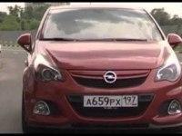 Тест-драйв Opel Corsa OPC Nurburgring Edition