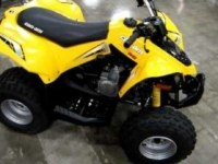Обзор Can-Am DS