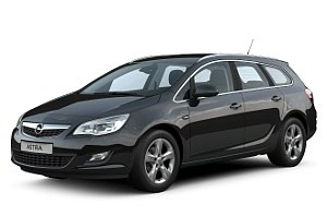 Opel Astra J Sports Tourer 2010