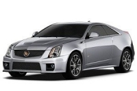 Cadillac CTS-V Coupe {YEAR}