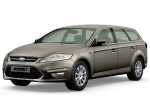Ford Mondeo Wagon 2010