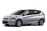 Hyundai Accent Hatchback 2011