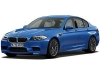 Тест-драйвы BMW M5 Sedan (F10)
