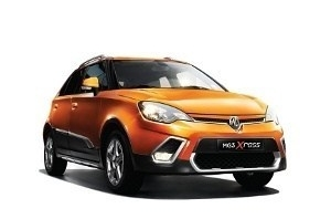 MG 3 Cross 2011