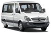 Тест-драйвы Mercedes Sprinter Kombi (W906)