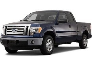 Ford F-150 SuperCab 2008