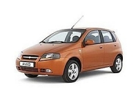 Chevrolet Aveo Hatchback {YEAR}