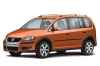 Тест-драйвы Volkswagen Cross Touran