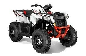 Polaris Scrambler XP 850 H.O.