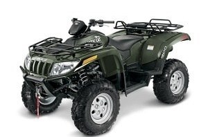 Arctic Cat Super Duty Diesel 700