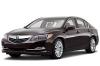 Тест-драйвы Acura RLX