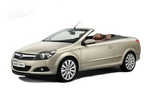Opel Astra H TwinTop 2006