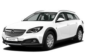 Opel Insignia Country Tourer 2013