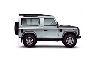 Land Rover 90 Station Wagon 2007