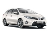 Тест-драйвы Toyota Auris Touring Sports Hybrid