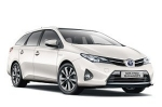 Toyota Auris Touring Sports Hybrid 2012