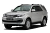 Тест-драйвы Toyota Fortuner