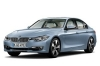 Тест-драйвы BMW 3 Series ActiveHybrid (F30)