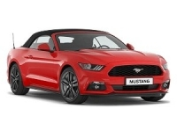 Ford Mustang Convertible {YEAR}