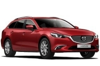 Mazda 6 Wagon {YEAR}