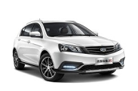 Geely Emgrand 7 RS {YEAR}