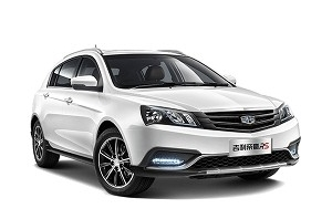 Geely Emgrand 7 RS 2015