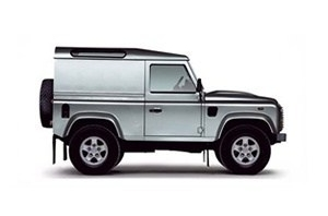 Land Rover 90 Hard Top 2007