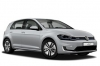 Тест-драйвы Volkswagen e-Golf