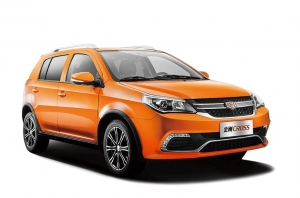 Geely GC6 Cross 2016