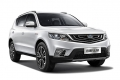 Geely Vision X6 2017