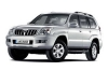 Тест-драйвы Toyota Land Cruiser Prado 120