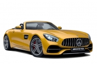 Mercedes AMG GT Roadster (R190) {YEAR}