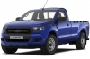 Тест-драйвы Ford Ranger Single Cab