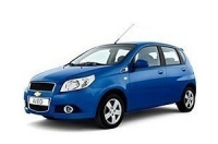 Chevrolet Aveo Hatchback 5d {YEAR}