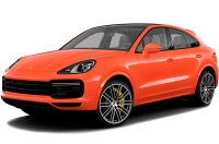 Porsche Cayenne Turbo Coupe 2019