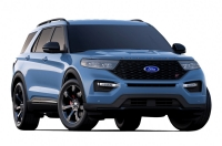 Ford Explorer ST 2019