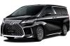 Тест-драйвы Lexus LM